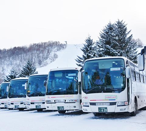 テイネオリンピアスキー学校 ジュニアスクールバス路線地図 | 北海道 ...