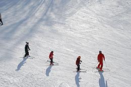 スキー学習対策イメージ