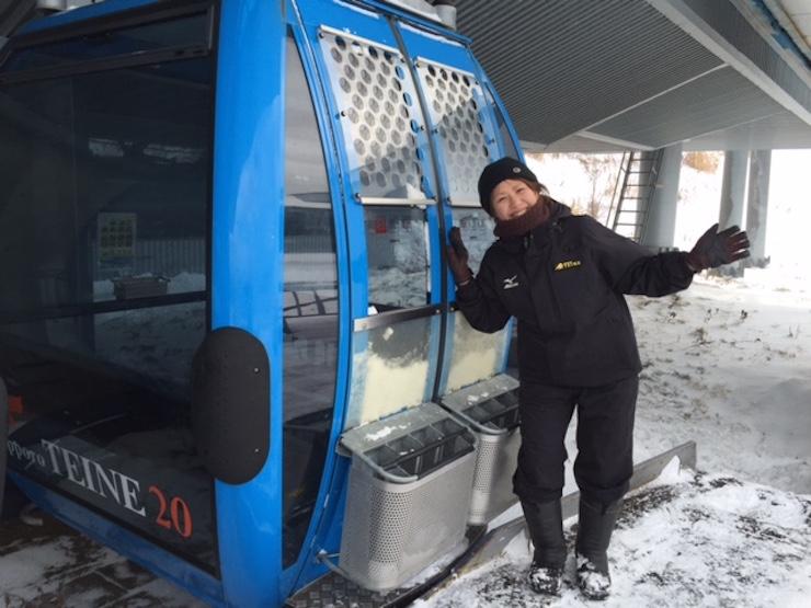 スキー場・リーゾートバイト働いている画像①